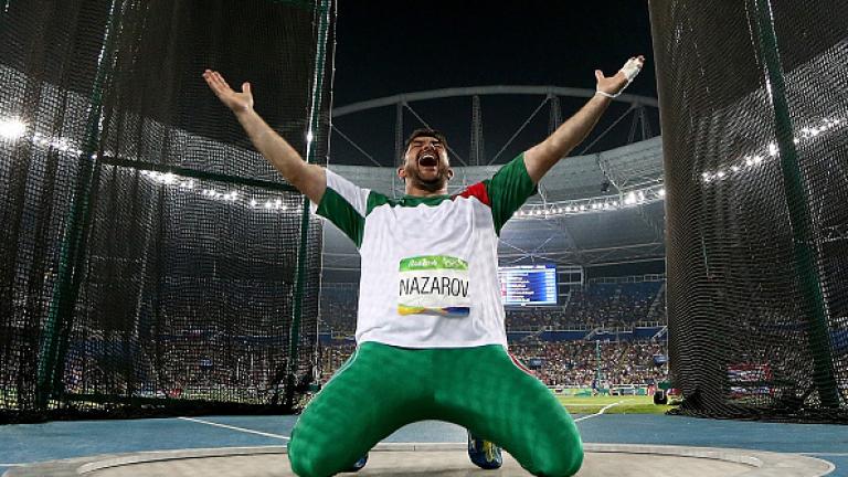 Таджикистан има своя златен медалист!