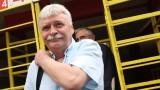 Данчев пред ТОПСПОРТ: Костов е голямото попадение за Левски, Бербатов скоро се връща в България