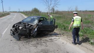 Жена почина след катастрофа по пътя между Кърджали и Момчилград