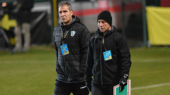 Димитър Димитров: Не съм много щастлив от жребия, Левски ще е съвсем друг
