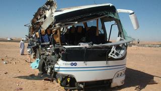 8 американци загинаха при катастрофа в Египет