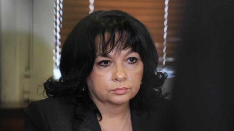 Петкова не приема оставката на шефа на НЕК