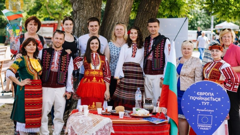 Българите в Украйна честитят освобождението на България от турско робство