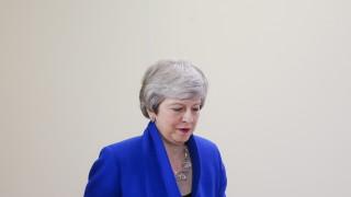 Рейтингът на одобрение на Мей в Консервативната партия се срина до рекордно дъно