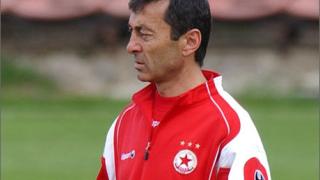 Пламен Марков се скри преди финала за Купата