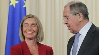 Могерини към Лавров: Не може да се преструваме, че Москва не е анексирала Крим
