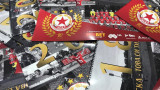 Юбилейният календар на ЦСКА вече е в продажба