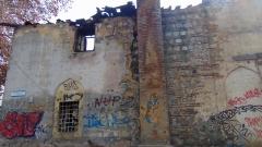 Разследват за умишлен палеж пожара в еврейската баня в Пловдив