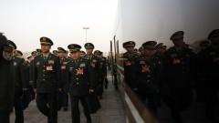 Китай увеличава разходите за отбрана