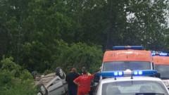 Мъж загина при тежка катастрофа по пътя между Велико Търново и Габрово