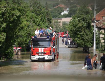 Подготвят жителите на Мизия как да действат при ново наводнение
