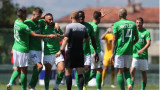Пирин вкара 5 гола на Марек в първата си контрола