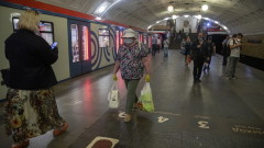 Москва задели над 10 млн. долара за камери за лицево разпознаване в метрото