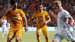 Малшанс лиши Живко Миланов и Апоел от групите на Шампионска лига
