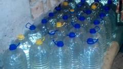 Откриха 200 л фалшив алкохол в склад в Бургаско