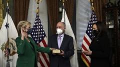 US Сенатът утвърди Дженифър Гранхолм за министър на енергетиката
