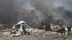 Поредни атентати в Могадишу