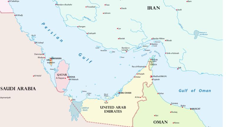 Кораб претърпя експлозия в Оманския залив, съобщиха в петък Британските