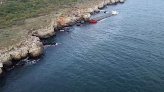 МОСВ потвърди нефтопродукти, изтекли от Vera Su