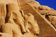 Германец върна реликва заради страх от проклятието на фараоните