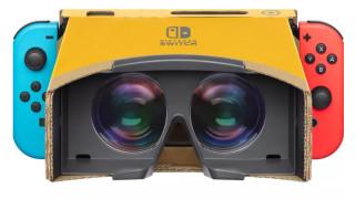 Nintendo пуска VR сет за Switch за 80 долара