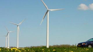 Започва строителството на най-голямата вятърна ферма в Европа