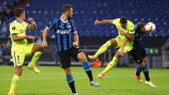 Интер - Хетафе 1:0, гол на Лукаку