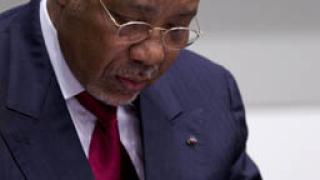 Бившият либерийски президент ще лежи в затвор във Великобритания