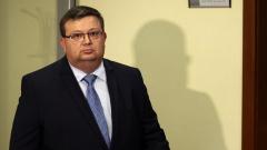 Румен Радев се среща и с главния прокурор Цацаров