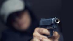 Трима въоръжени обраха магазин в София