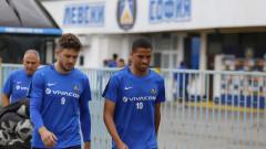 Яблонски и Серджиу Буш не тренират с Левски