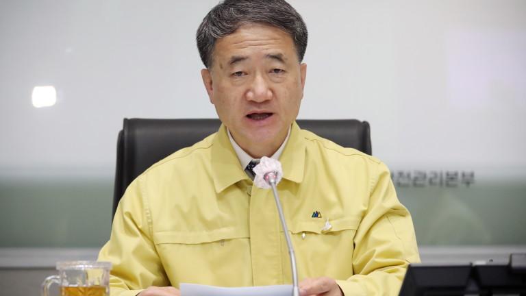 Южна Корея върна мерки за социална дистанция в борбата с