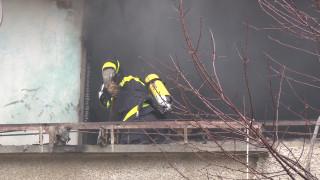 Пожарникари откриха собственика на изгорелия апартамент в Стара Загора