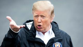 Тръмп иска от Конгреса 8,6 млрд. долара за гранична стена
