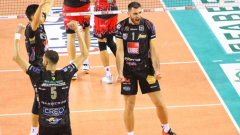 Цветан Соколов и Кучине Лубе на 1/2-финал в Шампионската лига
