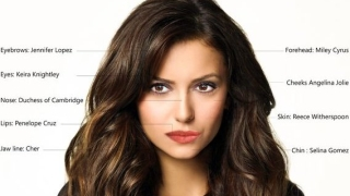 Идеалното женско лице прилича на... (СНИМКА)