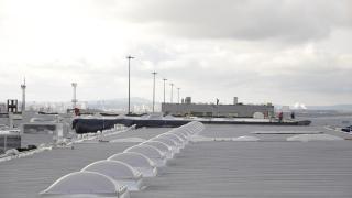 Затворено е летище Бургас заради снегопочистване