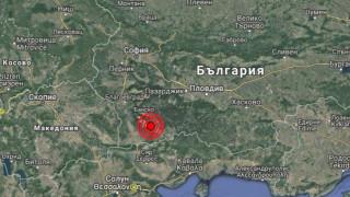 Земетресение от 4.1 по Рихтер в Гоце Делчев усетено в София
