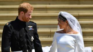 Как Хари и Меган отбелязаха годишнината от сватбата