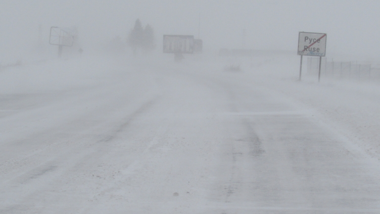 АПИ: Вали сняг, духа вятър