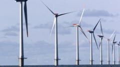 Заработи най-голямата офшорна вятърна централа в света