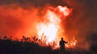 Бедствие в Тополовград и Свиленград