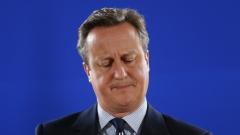 Задават се трудни икономически времена за Великобритания, предупреди Камерън