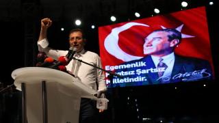 Екрем Имамоглу - човекът, който развали празника на Ердоган
