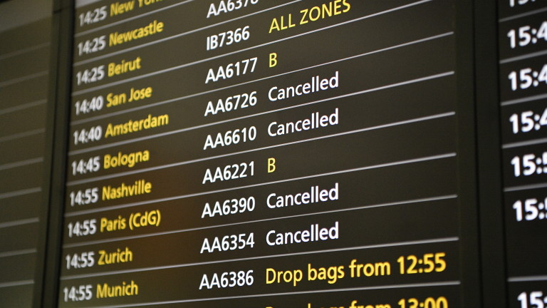 British Airways загуби €137 милиона заради двудневна стачка