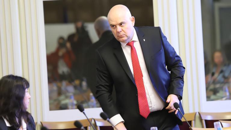 Главният прокурор Иван Гешев сезира Европейската комисия (ЕК) за системата