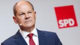 Изборът на Шолц изстрелва социалдемократите в Германия пред Зелените