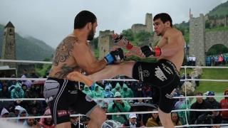 Георги Стоянов ще се бие в азиатската ММА лига