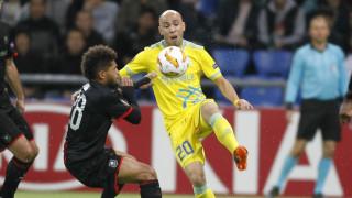 Още една бележита победа за Астана в Лига Европа
