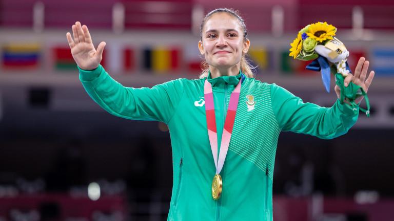 Ивет Горанова: Вярвам, че ще имаме още два медала